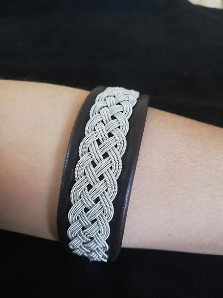 Jutland Sami Bracelets by bLeoZ