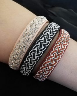 Northern Light Sami Bracelets by bLeoZ